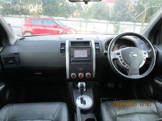 Nissan X-Trail T31 TL Grey 5 Speed Automatic Wagon