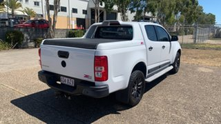 2018 Holden Colorado RG MY18 Z71 (4x4) White 6 Speed Automatic Crew Cab Pickup.