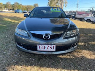 2007 Mazda 6 GG1032 MY07 Classic Sports Brown 5 Speed Sports Automatic Hatchback