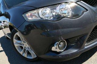 2011 Ford Falcon FG XR6 Grey 6 Speed Sports Automatic Sedan.