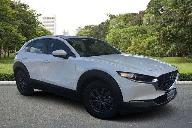 Demo Mazda CX-30 DM2W7A G20 SKYACTIV-Drive Pure Paradise, 2021 Mazda CX-30 DM2W7A G20 SKYACTIV-Drive Pure 6 Speed Sports Automatic Wagon