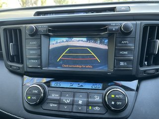 2017 Toyota RAV4 ALA49R GXL AWD Graphite 6 Speed Sports Automatic Wagon