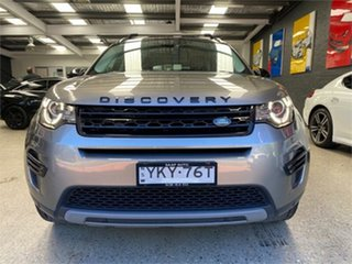 2016 Land Rover Discovery Sport L550 SE Grey Sports Automatic Wagon.