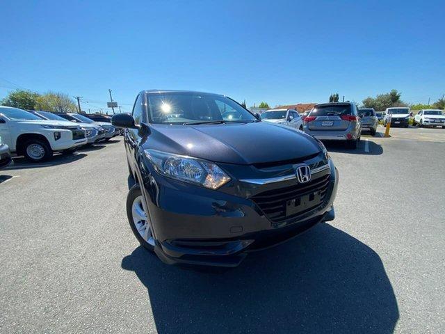 Used Honda HR-V MY18 VTi Hillcrest, 2018 Honda HR-V MY18 VTi Grey 1 Speed Constant Variable Hatchback