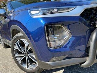 2018 Hyundai Santa Fe DM5 MY18 Active Blue 6 Speed Sports Automatic Wagon.