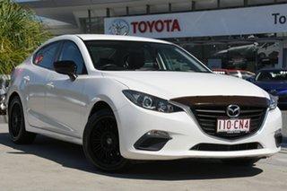 2014 Mazda 3 BM5278 Touring SKYACTIV-Drive White 6 Speed Sports Automatic Sedan.