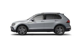 2021 Volkswagen Tiguan 5N MY21 162TSI Elegance DSG 4MOTION Reflex Silver 7 Speed.