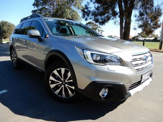 2015 Subaru Outback B6A MY15 2.5i CVT AWD Premium Tungsten 6 Speed Constant Variable Wagon.