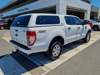 2018 Ford Ranger PX MkII MY18 XLS 3.2 (4x4) White 6 Speed Automatic Double Cab Pick Up