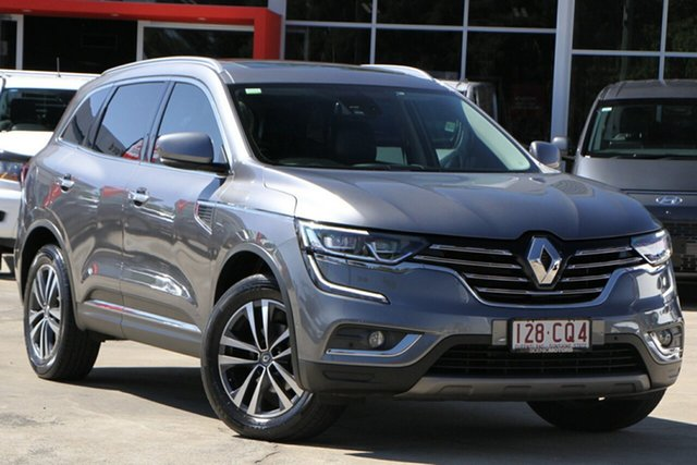 Used Renault Koleos HZG Intens X-tronic Beaudesert, 2017 Renault Koleos HZG Intens X-tronic Grey 1 Speed Constant Variable Wagon