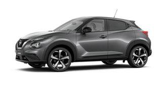2021 Nissan Juke F16 ST-L+ DCT 2WD Gun Metallic 7 Speed Sports Automatic Dual Clutch Hatchback
