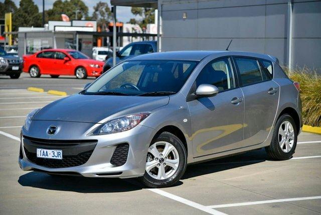 Used Mazda 3 BL10F2 MY13 Neo Pakenham, 2013 Mazda 3 BL10F2 MY13 Neo Silver 6 Speed Manual Hatchback