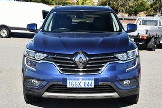 2017 Renault Koleos HZG Zen X-tronic Blue 1 Speed Constant Variable Wagon