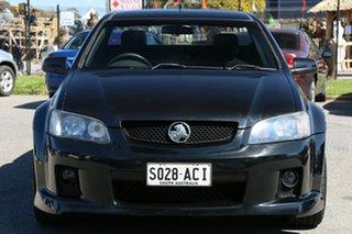 2009 Holden Ute VE MY09.5 SS Black 6 Speed Manual Utility
