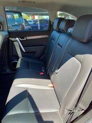 2016 Holden Captiva CG MY16 LTZ AWD Red 6 Speed Sports Automatic Wagon