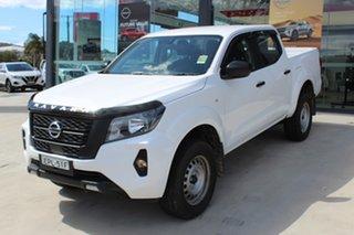 2021 Nissan Navara D23 MY21 SL Solid White 6 Speed Manual Utility.