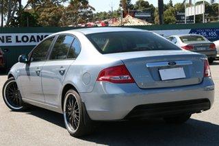 2008 Ford Falcon FG XT Grey 6 Speed Sports Automatic Sedan.