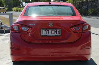2018 Holden Astra BL MY18 LS+ Red 6 Speed Sports Automatic Sedan