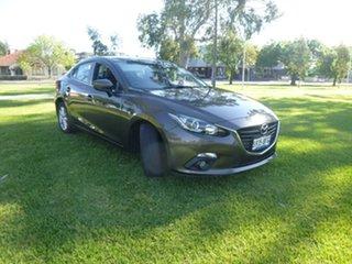 2015 Mazda 3 BM Series Touring Bronze Manual Sedan.