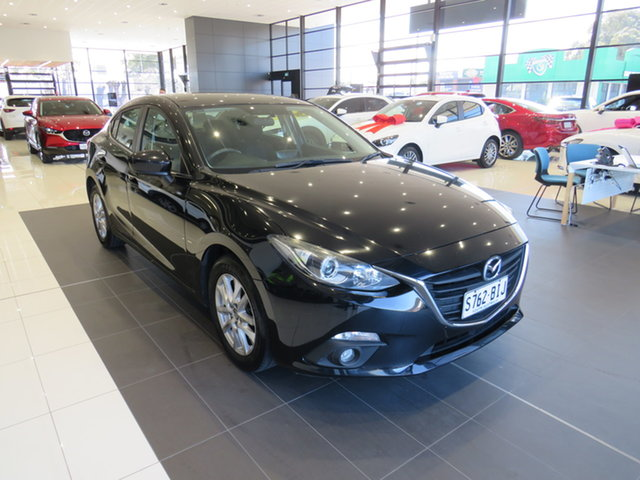Used Mazda 3 BM5278 Maxx SKYACTIV-Drive Edwardstown, BM5278 Maxx Sedan 4dr SKYACTIV-Drive 6sp 2.0i