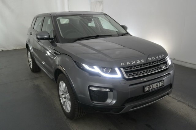 Used Land Rover Range Rover Evoque L538 MY16.5 Pure Maryville, 2016 Land Rover Range Rover Evoque L538 MY16.5 Pure Grey 9 Speed Sports Automatic Wagon