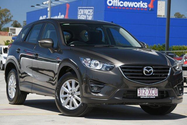 Used Mazda CX-5 KE1022 Maxx SKYACTIV-Drive AWD Sport Aspley, 2016 Mazda CX-5 KE1022 Maxx SKYACTIV-Drive AWD Sport Brown 6 Speed Sports Automatic Wagon
