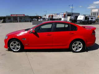 2009 Holden Commodore VE MY09.5 SV6 Red 5 Speed Sports Automatic Sedan