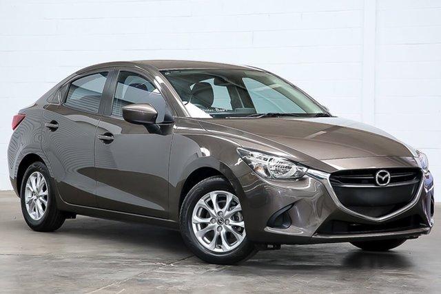 Used Mazda 2 DL2SAA Maxx SKYACTIV-Drive Erina, 2016 Mazda 2 DL2SAA Maxx SKYACTIV-Drive Bronze 6 Speed Sports Automatic Sedan