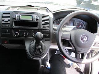 2010 Volkswagen Transporter T5 MY10 TDI LWB Silver 6 Speed Automatic Van