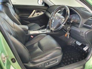 2007 Toyota Camry ACV40R Sportivo Green 5 Speed Automatic Sedan.