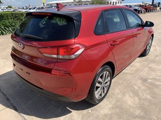 2017 Hyundai i30 PD MY18 Active Red/310717 6 Speed Sports Automatic Hatchback.