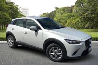 2021 Mazda CX-3 DK2W76 Maxx SKYACTIV-MT FWD Sport 6 Speed Manual Wagon.