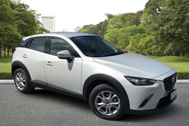 Demo Mazda CX-3 DK2W76 Maxx SKYACTIV-MT FWD Sport Paradise, 2021 Mazda CX-3 DK2W76 Maxx SKYACTIV-MT FWD Sport 6 Speed Manual Wagon