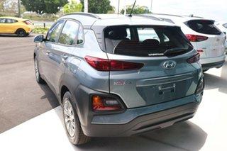 2019 Hyundai Kona OS.3 MY20 Go 2WD Lake Silver 6 Speed Sports Automatic Wagon.