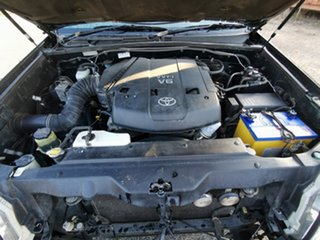 2007 Toyota Landcruiser Prado GRJ120R GXL Acid Green 6 Speed Manual Wagon