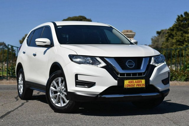 Used Nissan X-Trail T32 Series II ST X-tronic 2WD Enfield, 2018 Nissan X-Trail T32 Series II ST X-tronic 2WD Pearl White 7 Speed Constant Variable Wagon