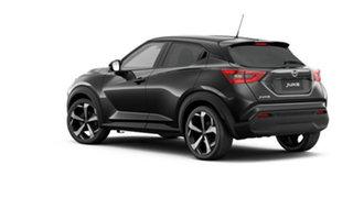 2021 Nissan Juke F16 ST-L DCT 2WD Pearl Black 7 Speed Sports Automatic Dual Clutch Hatchback
