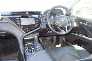 2018 Toyota Camry ASV70R SX White 6 Speed Sports Automatic Sedan