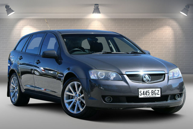 Used Holden Calais VE MY09.5 Sportwagon Gepps Cross, 2009 Holden Calais VE MY09.5 Sportwagon Grey 5 Speed Sports Automatic Wagon