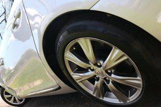 2010 Lexus GS GRS190R MY10 GS300 Sports Luxury Silver 6 Speed Sports Automatic Sedan