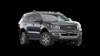 2021 Ford Everest UA II 2021.75MY Trend Meteor Grey 6 Speed Sports Automatic SUV.