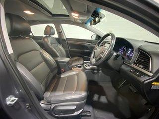 2016 Hyundai Elantra AD MY17 Elite Grey 6 Speed Sports Automatic Sedan.