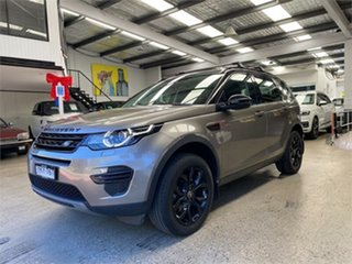 2016 Land Rover Discovery Sport L550 SE Grey Sports Automatic Wagon