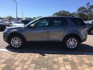 2017 Land Rover Discovery Sport L550 17MY SE Charcoal 9 Speed Sports Automatic SUV