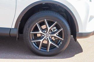 2016 Toyota RAV4 ASA44R GXL AWD White 6 Speed Sports Automatic Wagon