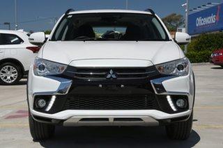 2019 Mitsubishi ASX XC MY19 ES 2WD ADAS Starlight 1 Speed Constant Variable Wagon