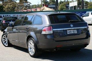 2009 Holden Calais VE MY09.5 Sportwagon Grey 5 Speed Sports Automatic Wagon.