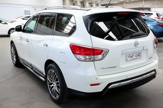 2017 Nissan Pathfinder R52 Series II MY17 ST-L X-tronic 2WD White 1 Speed Constant Variable Wagon