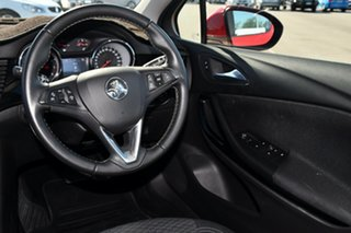 2018 Holden Astra BK MY18.5 RS Red 6 Speed Sports Automatic Hatchback