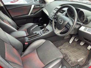 2012 Mazda 3 BL1032 MY13 MPS Red 6 Speed Manual Hatchback